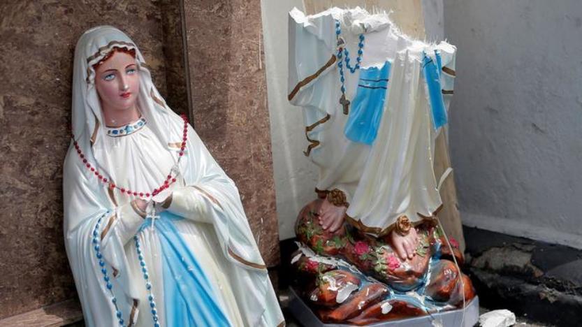 Attentats au Sri Lanka: plus de 200 morts dans des hôtels et des églises visés le jour de Pâques