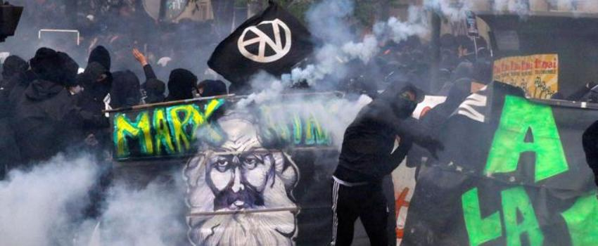 Golnadel: «Qui enquêtera sur la violence de l'extrême-gauche?»