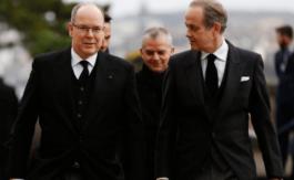Premières photos et vidéo des funérailles de Monseigneur le comte deParis