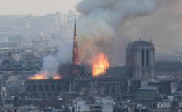 Incendie de Notre-Dame: malaise àl'UNEF après les propos de deux responsables