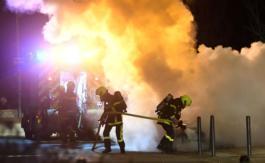 «Émeutes urbaines àGrenoble ou gilets jaunes: l'indignation politique àgéométrie variable»