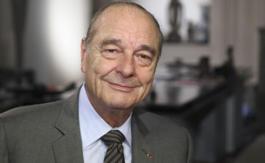 Jacques Chirac n'estplus…