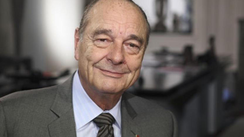 Jacques Chirac n'est plus…