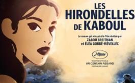 Arts & Ciné: Les hirondelles de Kaboul