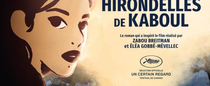 Arts &Ciné: Les hirondelles de Kaboul
