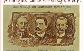 A l'origine de la stratégie royaliste