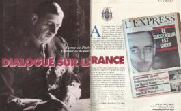 Un message de Frédéric deNatal