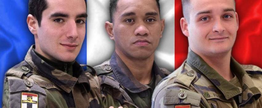 Trois soldats français ont été tués en opération auMali