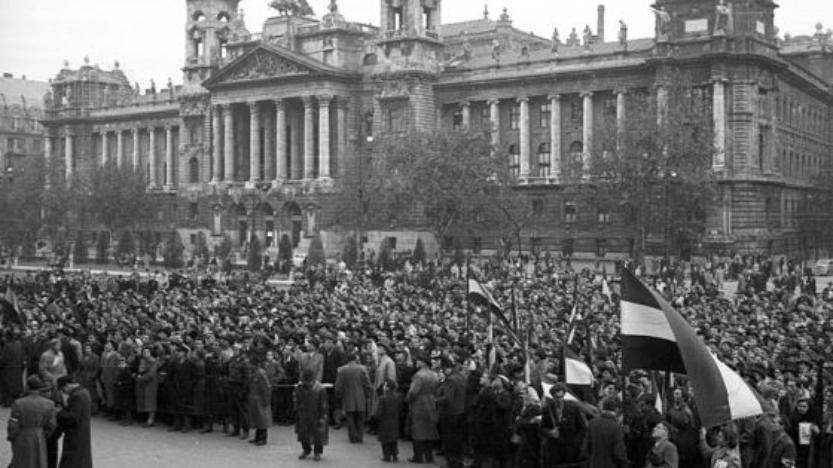 1956: Il y a 63 ans, les Hongrois se révoltaient contre le communisme