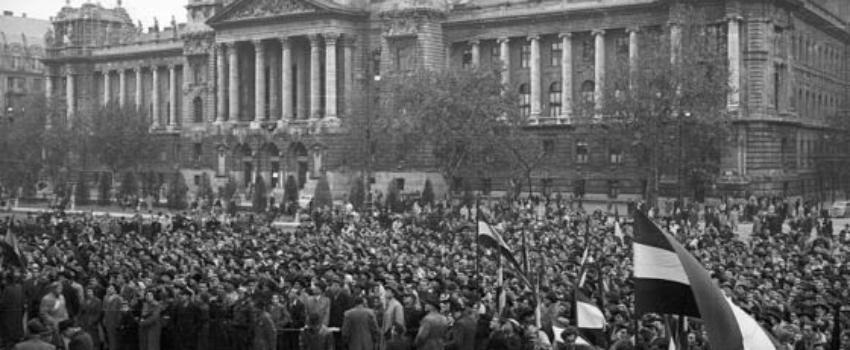 1956: Il ya 63 ans, les Hongrois se révoltaient contre le communisme