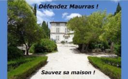 MARTIGUES/MAISON MAURRAS: NON ASSISTANCE AMONUMENT EN DANGER!
