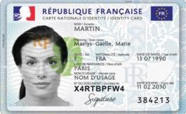 Nouvelle carte d'identité: encore une provocation contre le français!