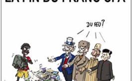 Entretien avec Loup Viallet: franc CFA, les mensonges historiques des.…