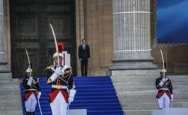 Macron célèbre au panthéon les anti-valeurs républicaines: Terrorisme d'État génocide, mémoricide…