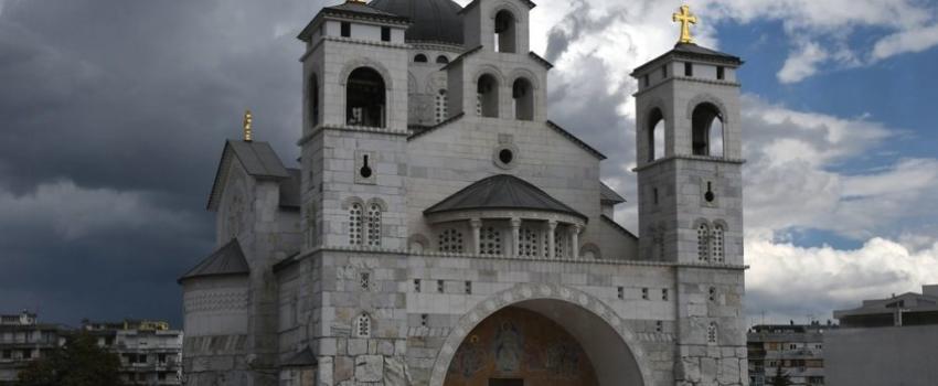 Tempête religieuse au Monténégro, la chouannerie serbe s'organise