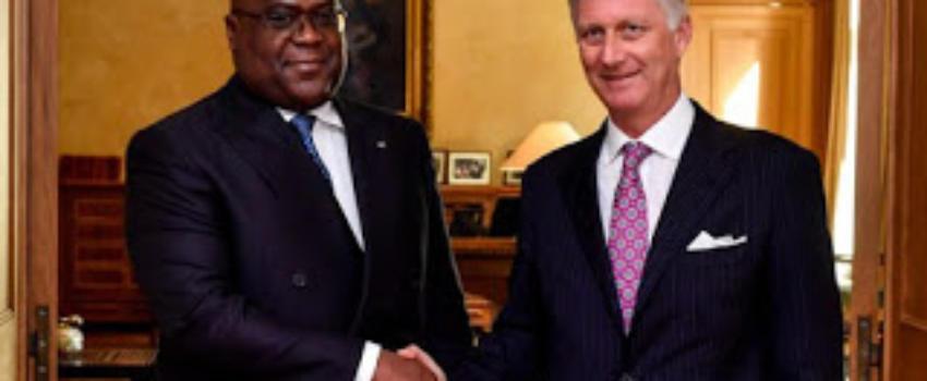 Congo: les regrettables «regrets» du roi des Belges