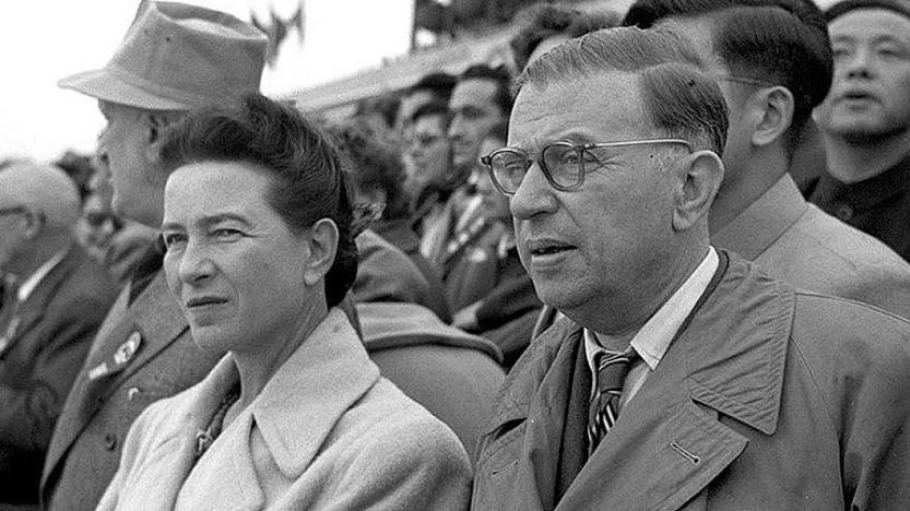 Pédophilie: Simone de Beauvoir aussi?