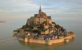 Marée noire au Mont-Saint-Michel