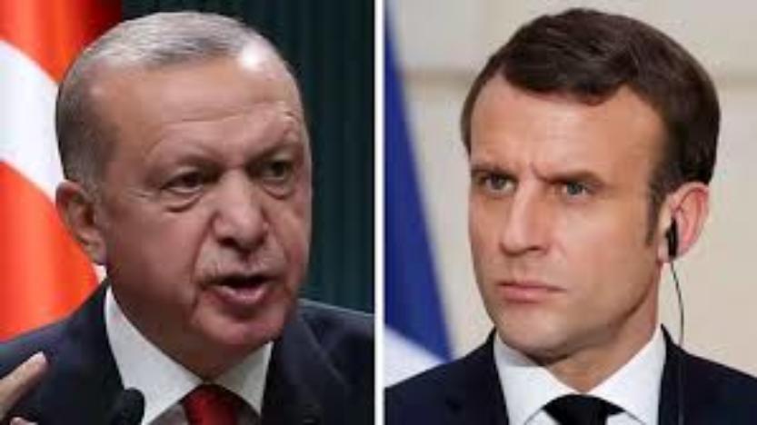 Macron, tête de turc d'Erdogan?
