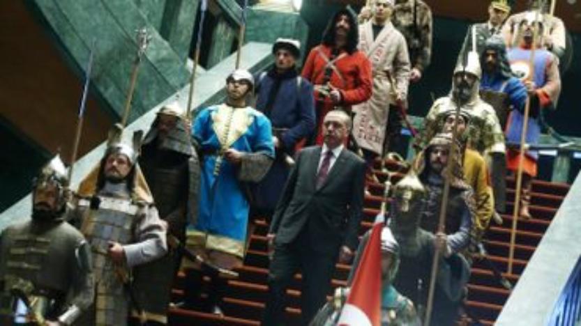 Les rêves impériaux d'Erdogan: jusqu'à Vienne?