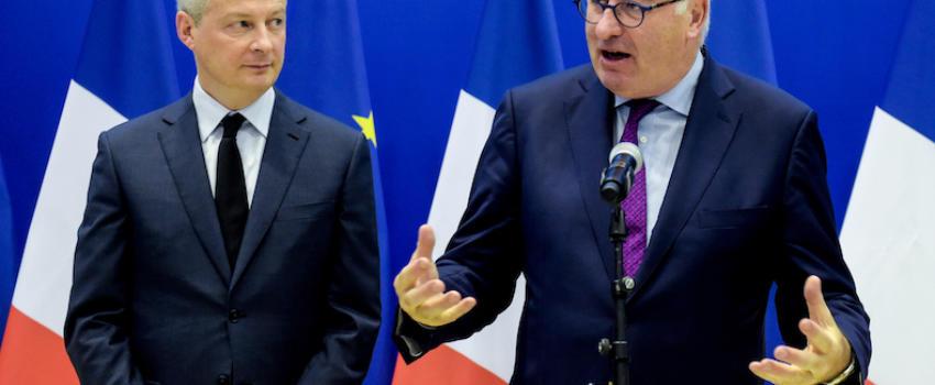 Et pendant ce temps, l'Union européenne conclut un accord de libre-échange avec le Mexique