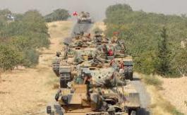 Cette fois la Turquie est en guerre contre la Syrie