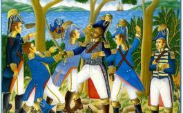 Toussaint Louverture, une victime de la Révolution finissante?