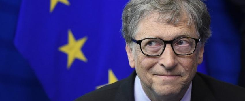 Bill Gates finance le lobby des «nouveaux OGM» en Europe