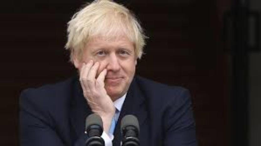 Boris Johnson récite «l'Iliade» en grec ancien