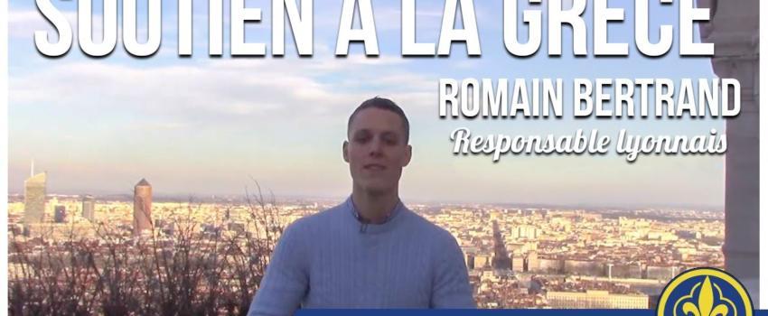 Vidéo: soutien àla Grèce
