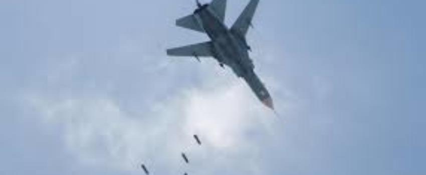 Biden bombarde déjà laSyrie