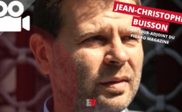 Jean-Christophe Buisson: «Le but des Turcs – et les Azéris sont des turcophones -, c'est d'effacer les Arméniens»