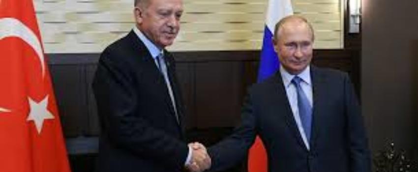 L'accord gagnant de Poutine avec Erdogan sur laSyrie