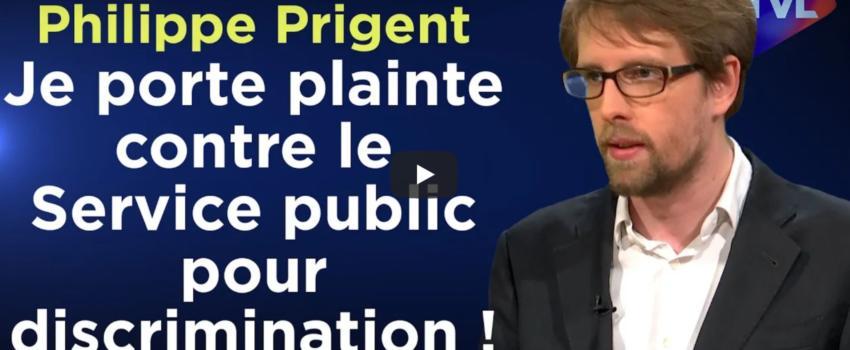 """Me Philippe Prigent: """"Je porte plainte contre la télévision publique pour discrimination !"""" (VIDÉO)"""