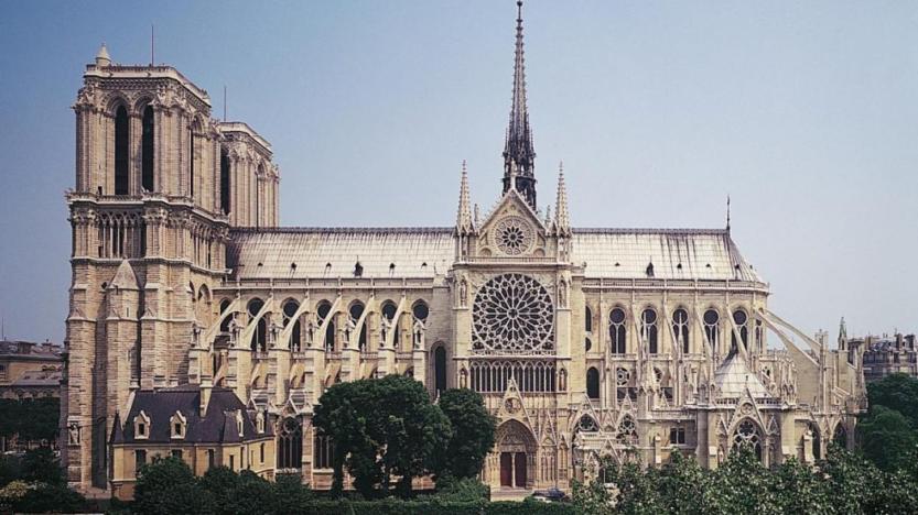 Le quotidien La Croix promeut la désacralisation de Notre-Dame!
