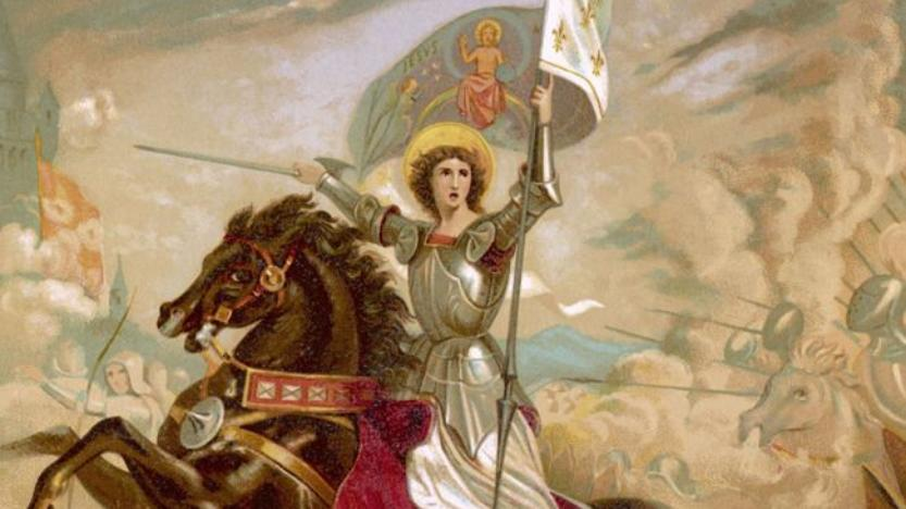 Jeanne d'Arc: portrait d'une héroïne militaire et politique