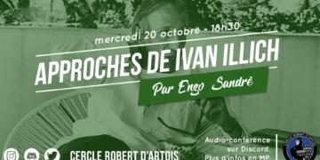 Arras: Cercle Robert d'ArtoisIvan Illich