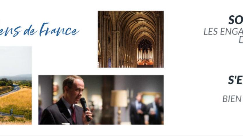 L'association «Gens de France» se renforce