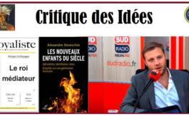 Chronique Critique des idées