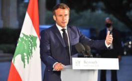 Pourquoi Emmanuel Macron s'est emparé du dossier libanais