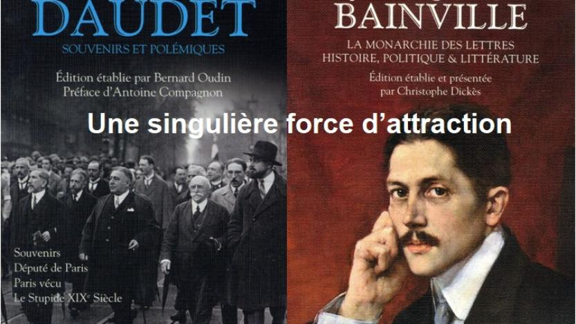 Série: Le legs d'Action française; rubrique 4: Un mouvement doté d'une singulière force d'attraction