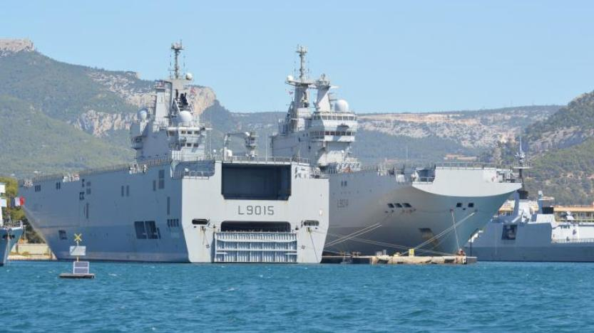 Crise avec la Turquie: Doit-on saborder la flotte de Toulon?
