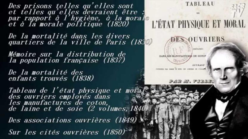 Vidéo: Le Docteur Villermé et les esclaves du libéralisme