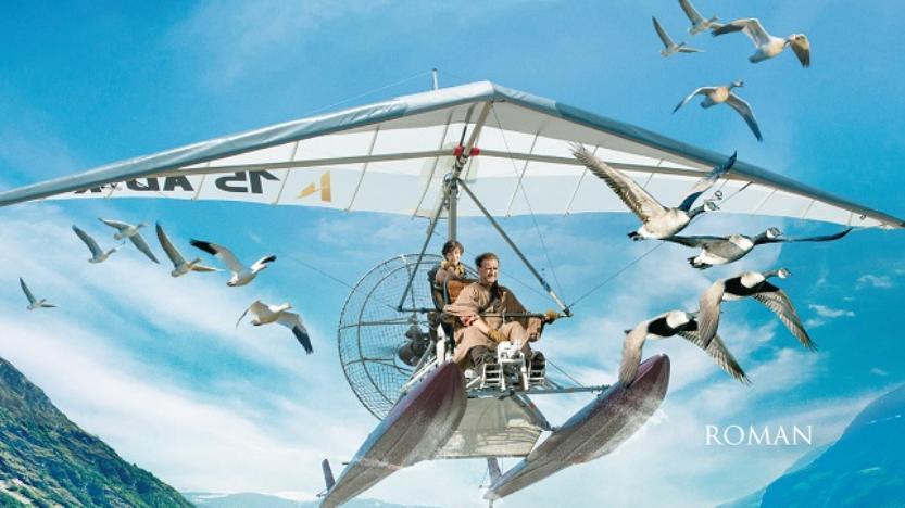 Art & Ciné: Donne-moi des ailes