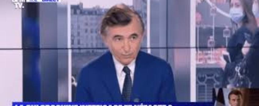 Hydroxychloroquine: l'ancien ministre de la Santé Philippe Douste-Blazy explique pourquoi il remet en cause l'étude de The Lancet