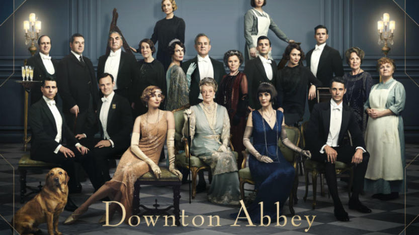 Art & Ciné : Down­ton Abbey