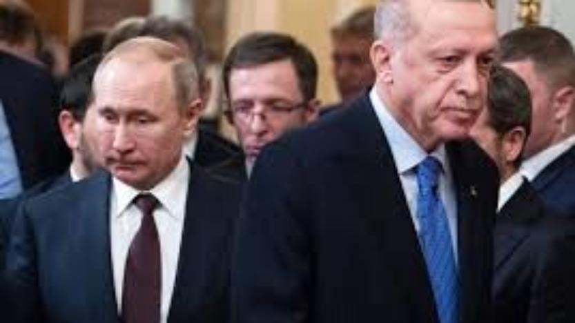 Face àErdogan, il n'y aplus que Poutine…et lesGrecs!