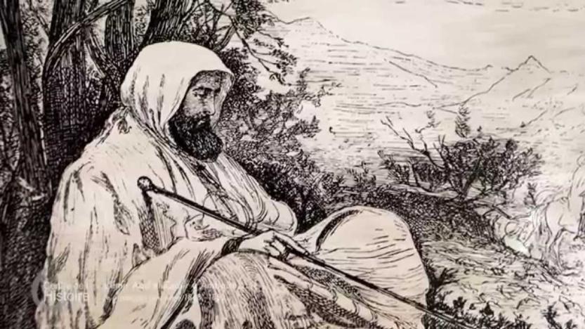 Art et Essai: L'Émir Abd el-Kader à Amboise, le prisonnier tant aimé