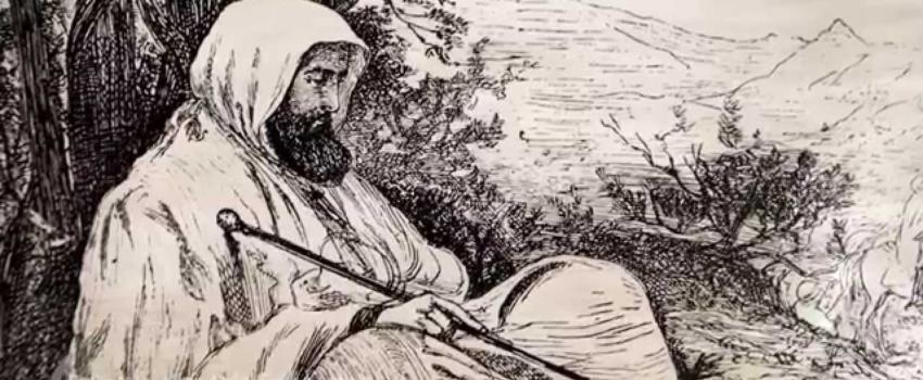 Art et Essai: L'Émir Abd el-Kader àAmboise, le prisonnier tantaimé