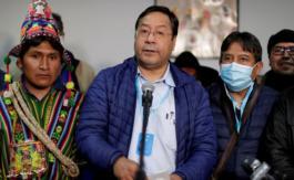 Le dauphin d'Evo Morales élu président: la revanche de la Bolivie contre lesUSA!